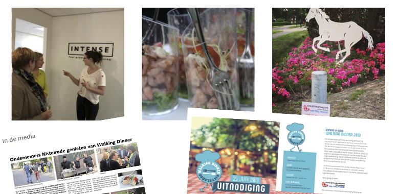 Wandel event Ondernemersvereniging Nistelrode
