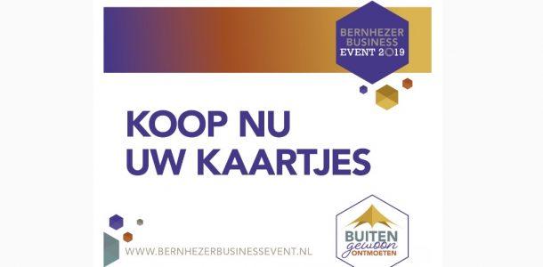 Koop nu kaartjes voor Bernhezer Business Event