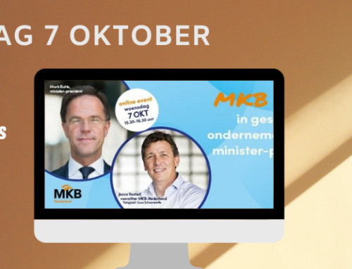Ga online in gesprek met Mark Rutte!