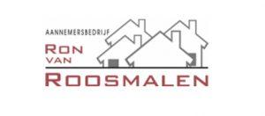 Banner OV Nistelrode Ron van Roosmalen aannemersbedrijf