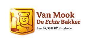 Banner OV Nistelrode Van Mook de echte Bakker