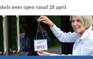 Winkels open Nistelrode