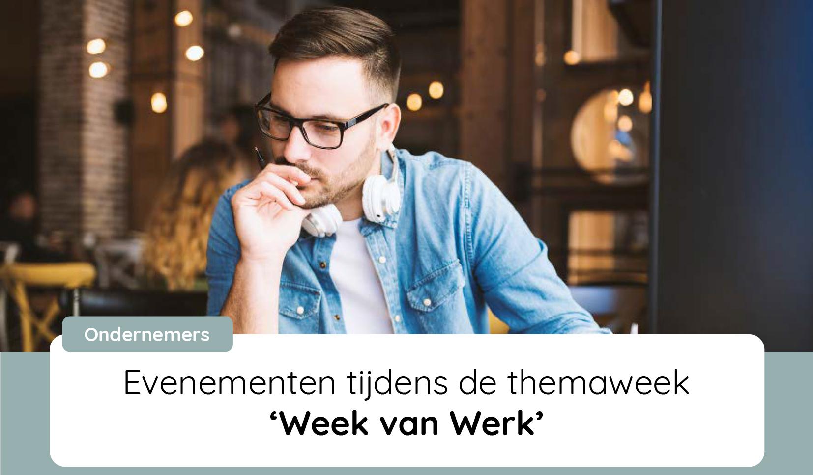 Week van het Werk